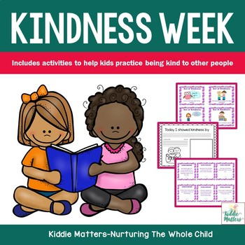 Character Education: Teaching Kids About Kindness