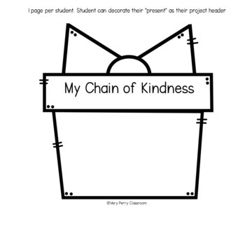 Act of Kindness Chain