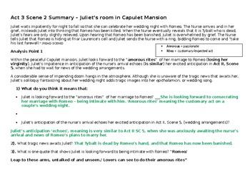 Act_3_Scene_2_Summary_Sheet ANSWERS