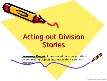 Division Stories