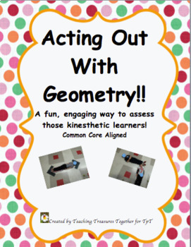 Acting Out With Geometry