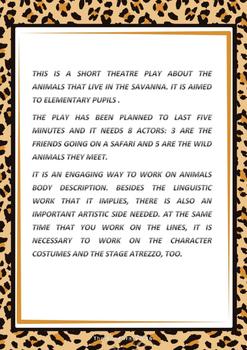 Animals Theatre Play