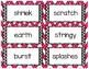 Phonics Words Flash Cards