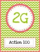 Action 100 Binder Inserts: Front, Back, Spine Sea Theme