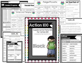 Action 100 Black Level Bundle