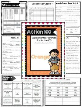 Action 100 Orange Level Bundle