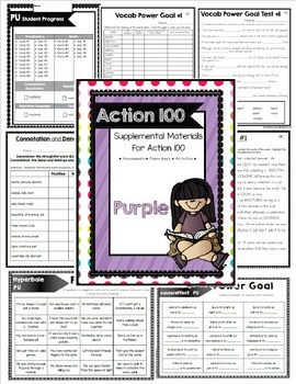 Action 100 Purple Level Bundle