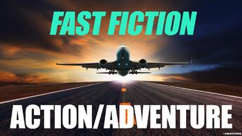 Action /  Adventure Creative Writing