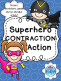 Contractions Worksheets  Contractions Games