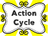 Action Cycle- Super Hero IB PYP