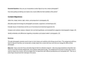 Action Figure Photography Lesson