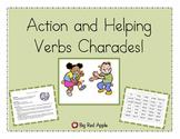 Verbs: Action & Helping Verbs Charades