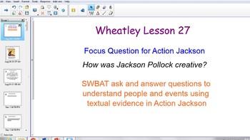 Action Jackson SmartBoard