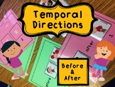 Action Kids Temporal Directions: Before and After
