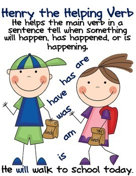 Action, Linking, and Helping Verbs