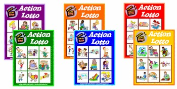 Action Lotto Game