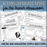 Action-Oriented Tasks for the French Classroom - Asking an