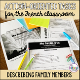 Action-Oriented Tasks for the French classroom - Describing family members