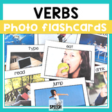 Actions/Verbs Photo Flashcards