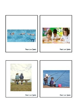 Action Picture Cards