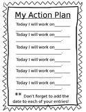 Action Plan for Writers Workshop