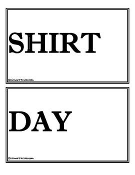 PINK SHIRT DAY Game