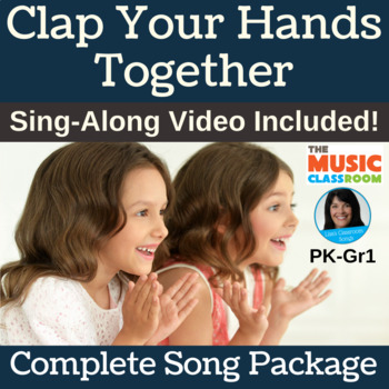 Action Song & Activity | Original Song | mp3s, Music, Lessons, SMART & Video
