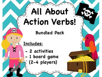 Action Verb: Bundled Pack