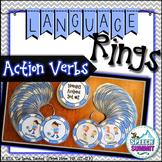 Action Verb Language Rings