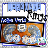 Action Verb Language Rings