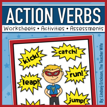action verbs - Action Berbs