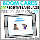 Action Verbs | BOOM Cards™️ Speech Therapy Distance Learning