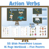 Action Verbs Bundle