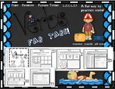 Dollar Deal! Action Verbs Fab Tabs! Book {Past, Present, Future Tense} CCSS