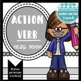 Action Verbs Flip Book
