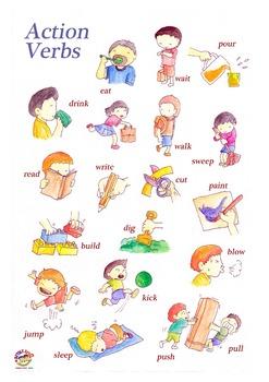 Action Verbs Fun