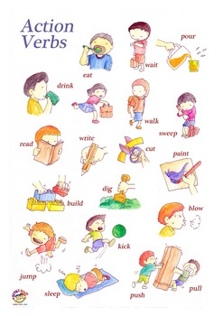 Action Verbs Fun