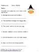 Action Verbs Halloween Printable