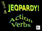 Action Verbs Jeopardy