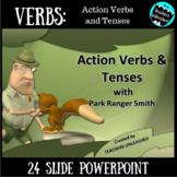 Verbs PowerPoint Lesson {Grammar}