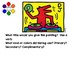 Action Verbs and Keith Haring