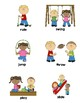 Action Word - Verb Pictures