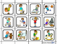Action Words File Folder Matching Task for Autism