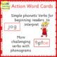 Montessori - Action Words - Language  - Function of Words