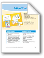 Action Words (Verbs)