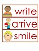 Action Words  (Verbs)  Flashcards