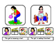 Action and Object Words File Folder Matching Task for Autism