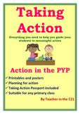 Action in the PYP – {5 Essential Elements – Taking Action}