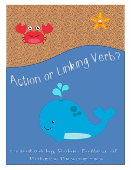 Action or Linking Verb Sort