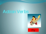 Action verbs powerpoint presentation